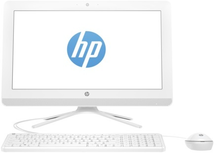 HP 22B042NE All in One Touch Desktop - Core i3 2 3GHz 4GB