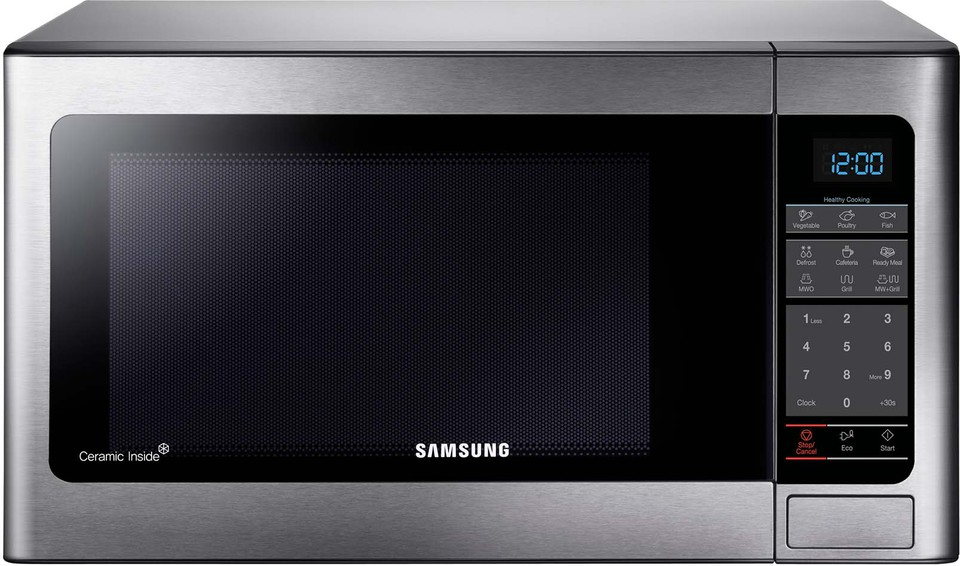 Samsung Microwave Oven 34 Litres Mg34f602mat