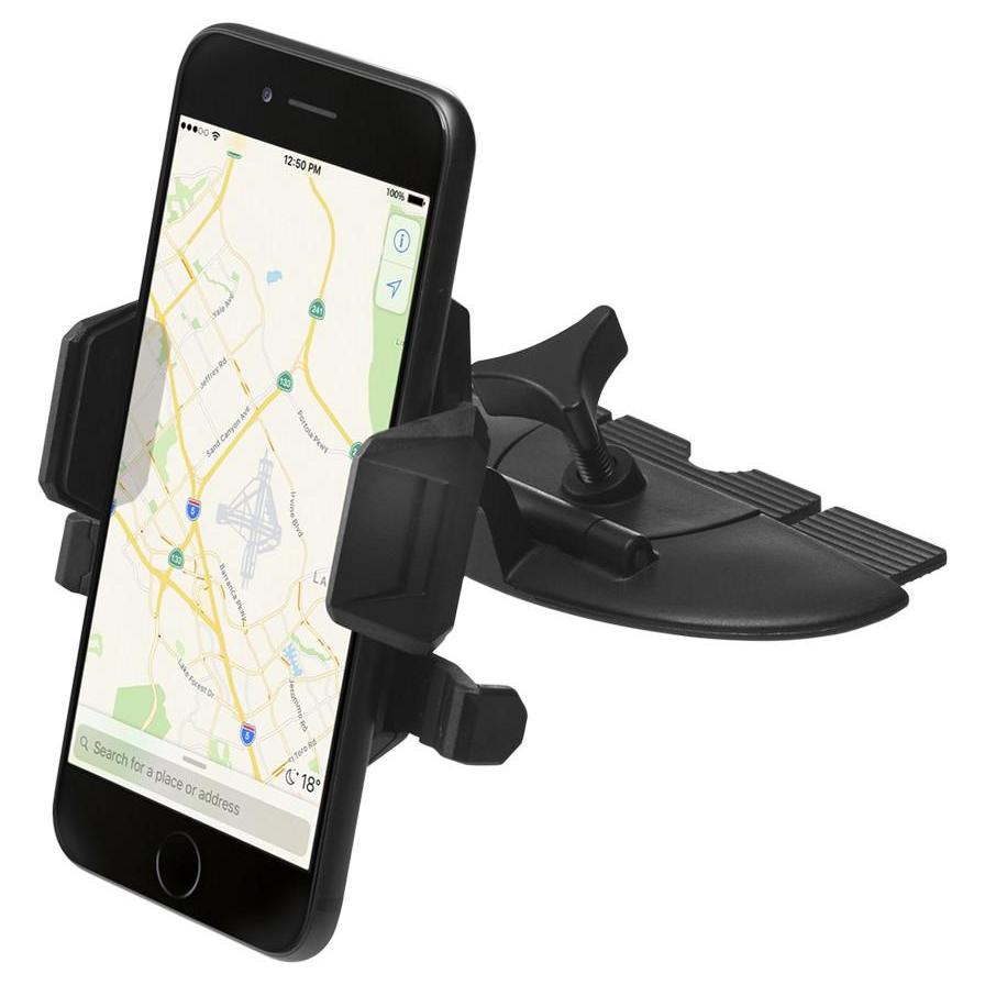 Spigen Universal Mobile Air Vent Magnetic Car Mount Black Price Compact Charger Cd Slot Holder For