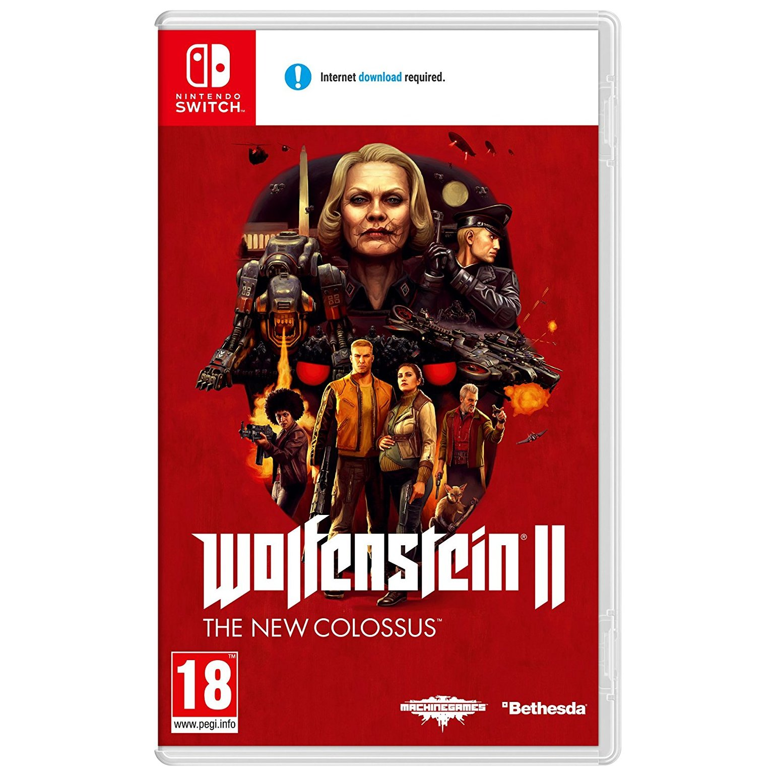 Nintendo Switch Mario Tennis Aces Game Price Specifications English Us Games Wolfenstein Ii The New Colossus